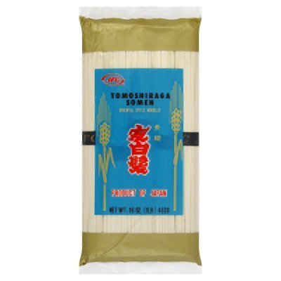 JFC Dried Tomoshiraga Somen Noodles, 16-Ounce