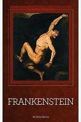 Frankenstein [Illustrated] Kindle Edition