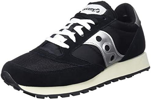 6b3162756b Saucony Jazz Original Vintage, Men's Low-Top Low-Top Sneakers, Black ...