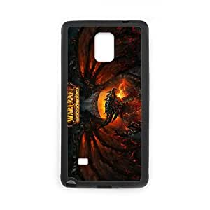 Samsung Galaxy Note4 N9108 Csaes phone Case World of Warcraft MSSJ91445