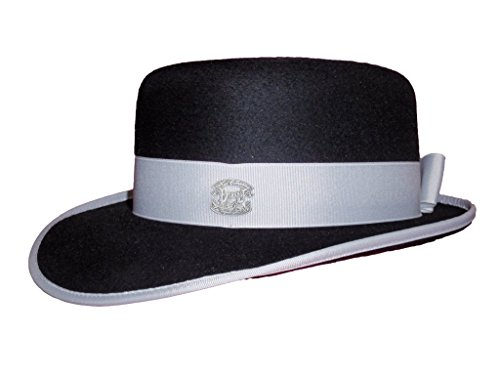 D Bar J Hat Brand, Female, BOP Town Hat, Size 7 1/8, Black by D Bar J Hat Brand