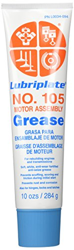 Lubriplate L0034-094 No. 105 Motor Assembly Grease