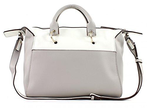 Calvin Klein Lea Borsa a mano grigio chiaro