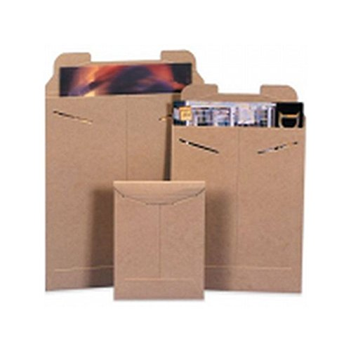 Box Packaging Flat Mailer, 20'' x 27'' - Case of 50 by Box Packaging