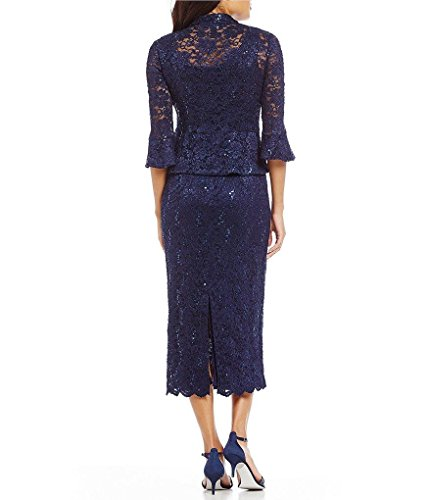 Buy rm richards women lace jacket dress