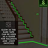 Spectravia Glow in The Dark Tape, 2 in a