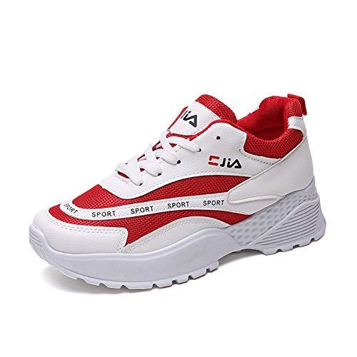 colore Street A C E Sneakers Da yanjing He Colori Dimensione Stile Inverno Nuova Scarpe Piattaforma College Donna D Donna Abbinabili Autunno 39 La Harajuku Hq47Zn