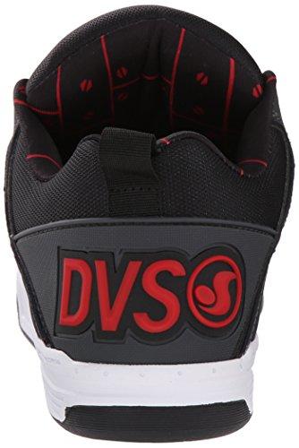 DVS APPAREL Comanche - Zapatillas de Deportes de Exterior hombre Gris (De Gry/Red/Black Nubuck Deegan)