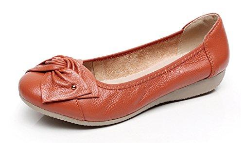 Jual VenusCelia Women s Bows Dance Flat Shoe - Flats  9dfe28a60d