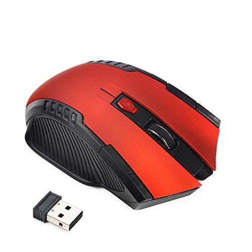 Beautyvan 2.4GHz Wireless Optical Gaming Mouse Mice For Computer PC Laptop by Beautyvan (Image #3)