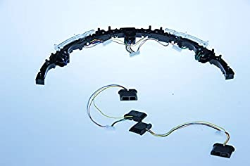 Ariete Kit sensores + Cables conectores robot Briciola Digital ...