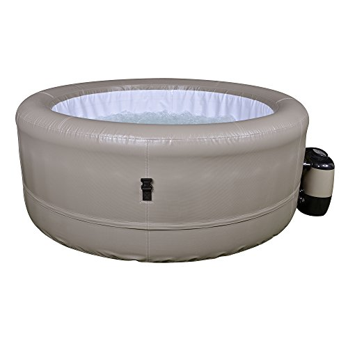 Radiant Saunas BP5760 Simplicity Inflatable Spa, 65-Inch