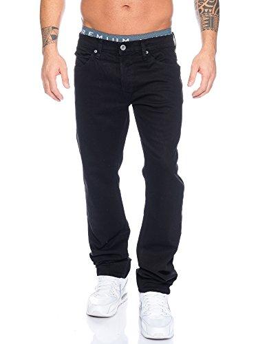 Da Jeans 100 Skinny Uomo Twister Blend 700511 Nero wIqU88