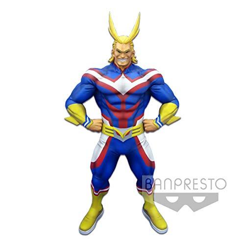 Banpresto My Hero Academia Age of Heroes -All Might Toy, Multicolor from Banpresto