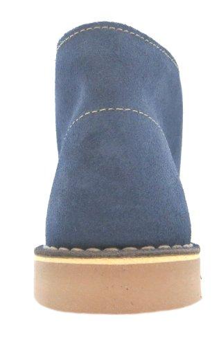 Roamer L 777 Cs, Damen Stiefel & Stiefeletten  blau blau