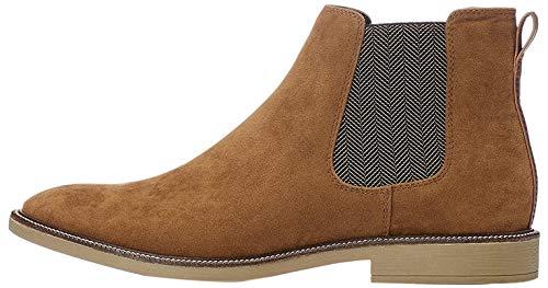 find. Men's Suede Look Chelsea Boots