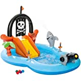 Intex Inflatable Pirate Play Center Pool with Sprayer - 97' x 76' x 59'