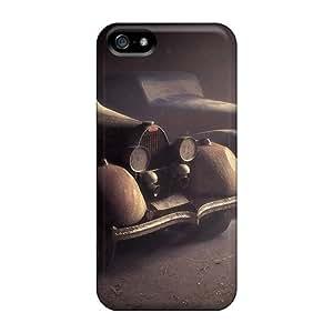 Bernardrmop Iphone 5/5s Well-designed Hard Case Cover Car Shed Protector