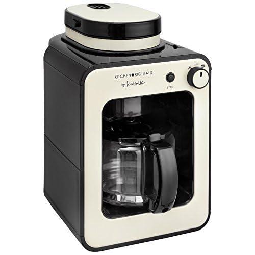 TKG CCG 1001 KTO Kitchen Original Machine à café 2 en 1 Crème 600 W