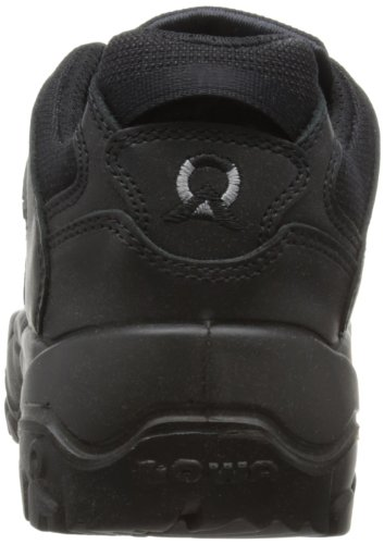 Lowa Leandro Low S3 Work Shoe, Scarpe Antinfortunistiche unisex Nero(schwarz (Black))