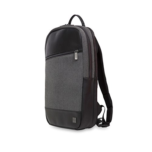 Knomo Luggage Southampton Backpack, Grey, One Size