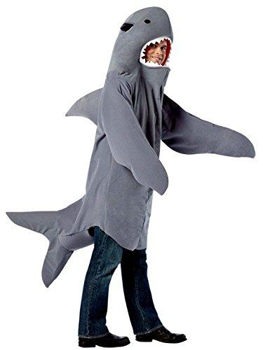 Rasta Imposta Shark, Grey, Standard -