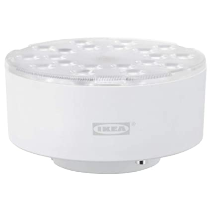 IKEA Ledare 103.650.99 - Bombilla LED GX53, 600 lúmenes, intensidad regulable,
