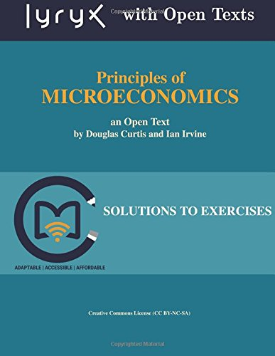 Download Principles of Microeconomics: Solutions to Exercises PDF
