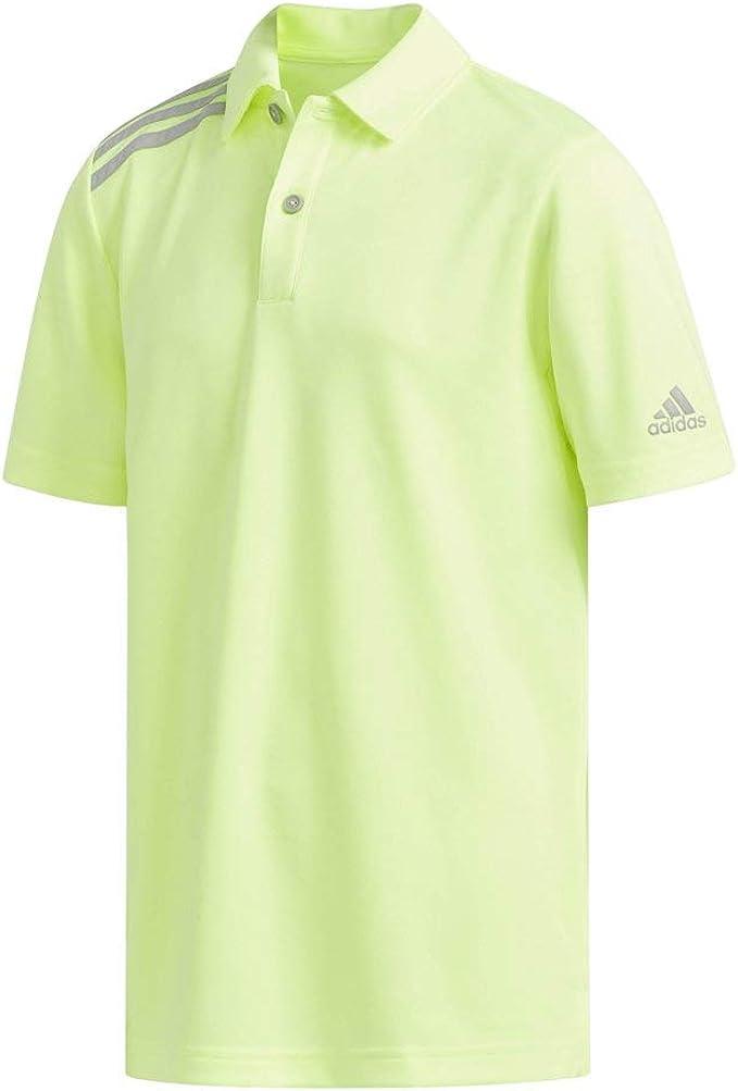 adidas B 3 STRIPEP Polo, Amarillo (Amarillo Dx1336), One Size ...