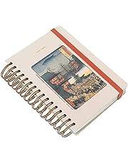 Kokonote® A5 Agenda 2021 2022 Japanese Art - Dagagenda 12 Maanden 2021 2022 - 1 dag per pagina - Pocket