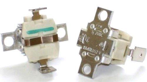 First4Spares par de termostatos para secadoras Whirlpool
