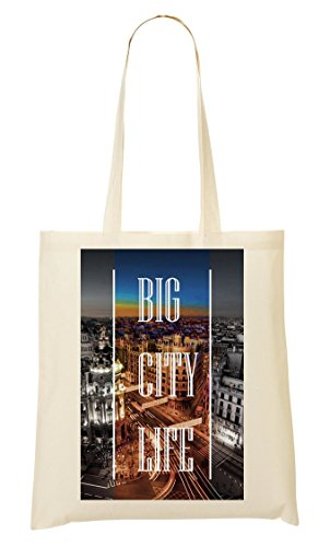 My Night | Life | Series | Madrid Town | Popular Words | Osom Quotes | Cool T Shirt | Nice To | Super | Beautiful Landscape Bolso De Mano Bolsa De La Compra