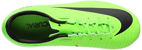 Nike Jungen Mercurial Vapor Xi Ag Fußballschuhe Grün (Electric Green/black/flash Lime/white)