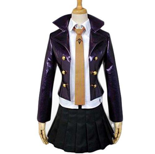 MYYH Women Anime Kirigiri Kyouko Detective Cosplay Costumes