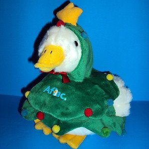 aflac-duck-2009-christmas-tree-6