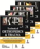 Textbook Of Orthopedics And Trauma (4Vols)