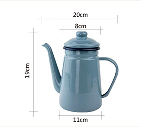 Amazon.com: DWLXSH - Cafetera manual de goteo hecha a mano ...