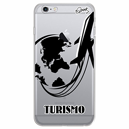 Capa Personalizada para Apple iPhone 6s - TURISMO SÍMBOLO - Quark