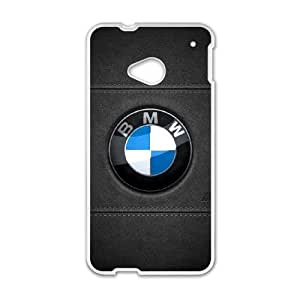 HTC One M7 Phone Case for Classic Theme BMW Logo pattern design GCTBMWL973164