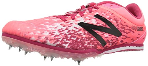 New Balance Womens Md500v5 Track Shoe Guava / Magnetic Pink