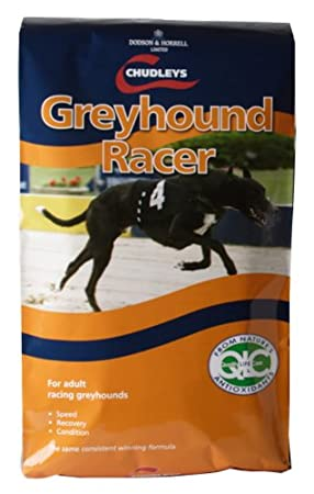 Chudley S Greyhound Racer Complete Dry Dog Food Chicken 15 Kg