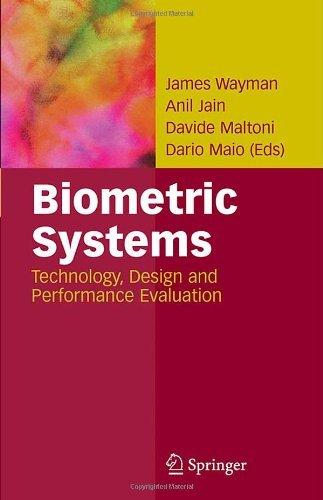 Download Biometric Systems Pdf