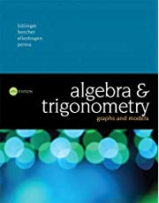 Algebra and Trigonometry: Graphs and Models (6th Edition)