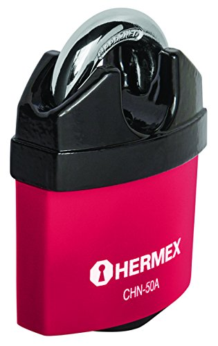 Hermex CHN-50A, Candado de Alta Seguridad, 50 mm