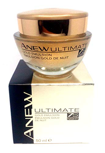 Avon Anew Ultimate Gold Emulsion 1.7 Fl Oz [NEW Product]