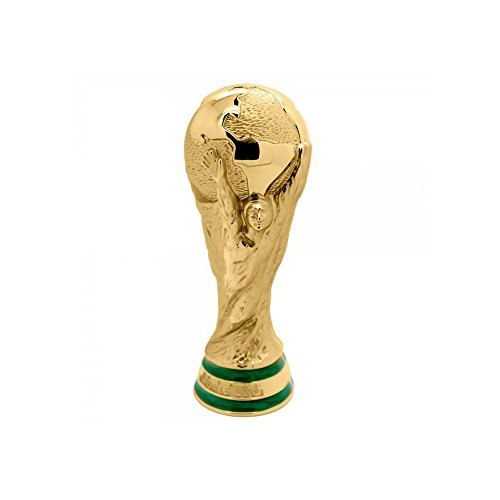 2018 World Cup Replica Trophy (ca. 3 inches) - One Size (World Replica Trophy Cup)