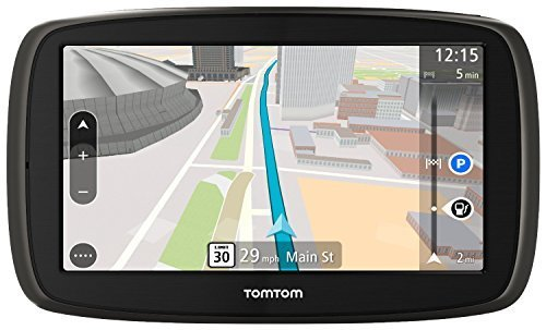 TomTom GO 60 S Portable Vehicle GPS-(Certified Refurbished) (Portable Cell Tower)