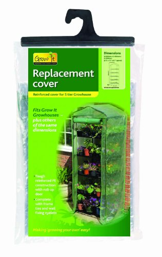 Gardman R700SC Replacement Cover For 5-Tier Greenhouse ()