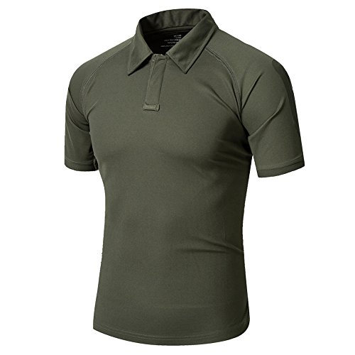 Adult Army Green T-shirt - 5