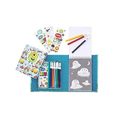 Tiger Tribe 6-0207 Libro/álbum para Colorear Libro y página para Colorear - Libros y páginas para Colorear (Libro/álbum para Colorear, 48 páginas, Niño, Niño, 3 año(s)): Juguetes y juegos